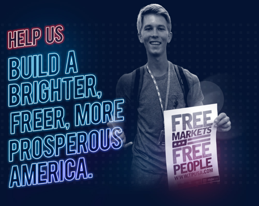 Help us build a brighter, freer, more prosperous America