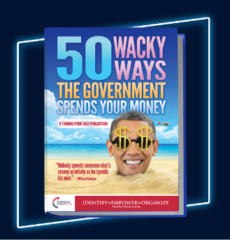 50 WACKY WAYS THE GOVERNMENT SPENDS YOUR MONEY