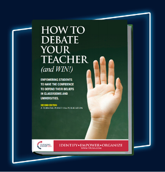 HOW TO DEBATE YOUR TEACHER